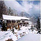Pension Haus am Berg im Winter